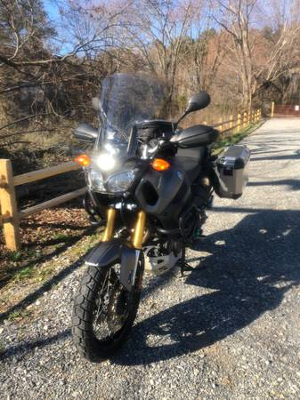 Photo Yamaha Super Tenere xt1200 - $9,500 (LaPlata)