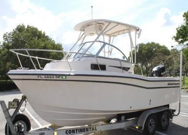Photo boat gradywhite adventrue208 walk around - $14,500 (Woodbridge)