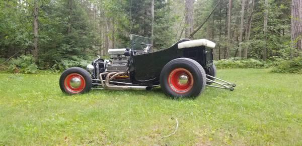Photo 1923 Ford t bucket - $9,999 (Rhinelander)