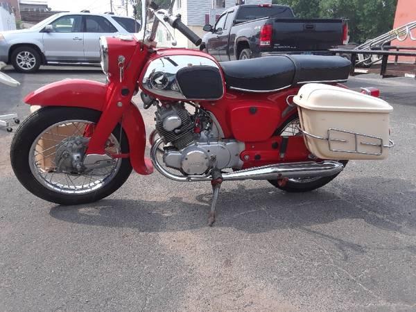 Photo 1966 Honda Dream