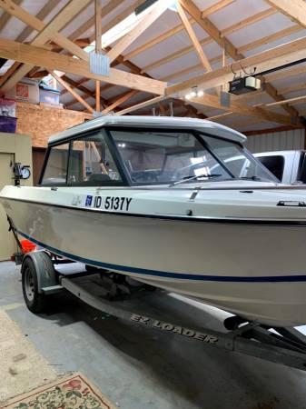 Photo 1988 Olympic Hard Top Fishing Boat - $6,400 (Athelstane)