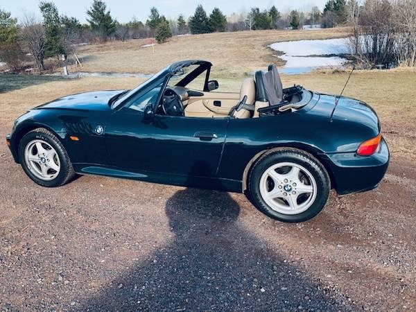 Photo 1998 BMW Z3 Roadster - $5550 (Ashland)