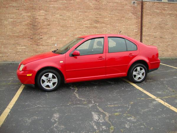 Photo 1999 VW Jetta (Manual TransmissionLow MilesGood Condition) - $2,450 (WIIL Border)