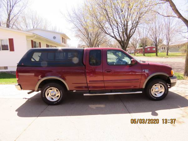 Photo 2003 Ford F150 4X4 Extended Cab - $4500