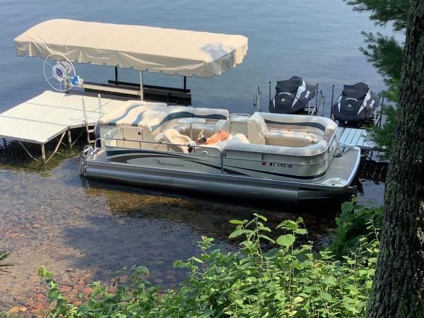 Photo 2007 Bennington 2275 GL - $22,950 (Hayward)