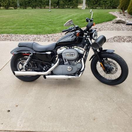 Photo 2008 Harley Davidson 1200 nightster - $5,800 (Merrill)