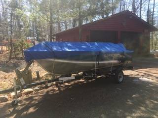 Photo 2018 Lund Boat WC-14 - $6,000 (Hayward)