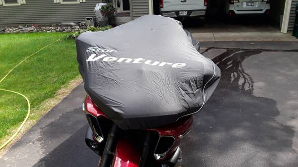 Photo 2018 Yamaha Venture Transcontinental - $20,900 (Minocqua)