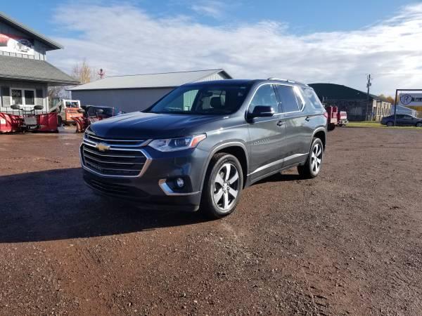 Photo 2019 Chevrolet Traverse LT Leather 4x4 4Dr SUV - $24,995 (Ironwood, MI)