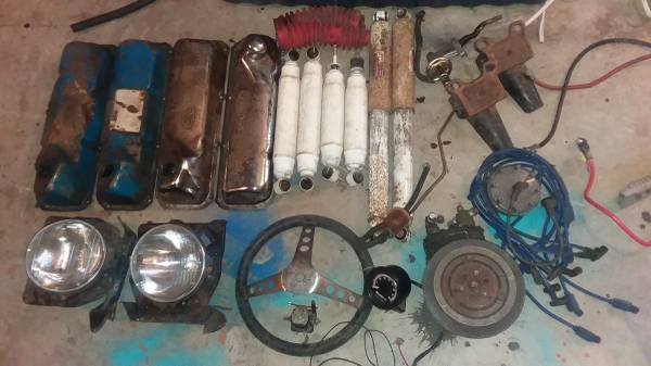 Photo AAL39s, ford gauge cluster, misc 73-79 ford pickup parts, headlights (Tomahawk)