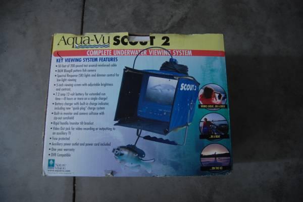 Photo Aqua-Vu camera - $100 (Eau Claire)