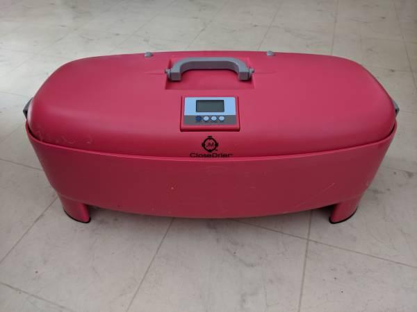 Photo Electric Dryer, CloseDrier Portable Joy Mangano - $20 (Arbor VitaeWoodruff)