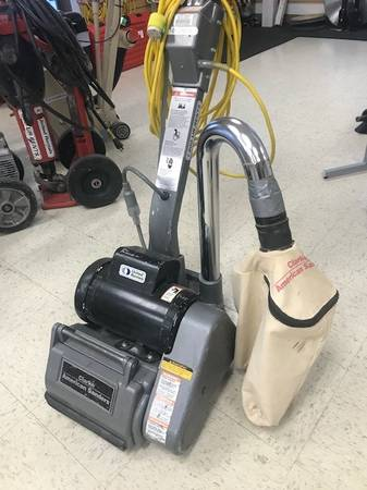 Photo Floor Sander  Edger - $1775 (Rhinelander)