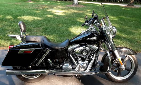 Photo Harley-Davidson 2012 Dyna Switchback - $9,000 (Minocqua)