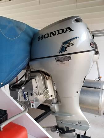 Photo Honda 15 Hp outboard - $2,000 (Washburn)
