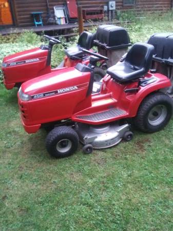Photo Honda Tractor Parts For- Sale - $1 (Iron River,.,Wi.)