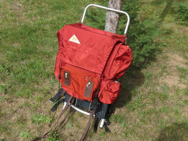 Photo Kelty External Frame Backpack - $53 (Woodruff, WI)