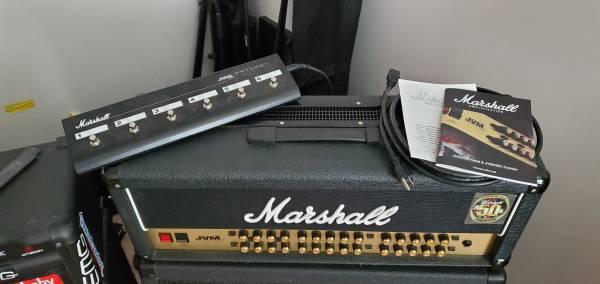 Photo Marshall 100w tube - $1,400 (Appleton)