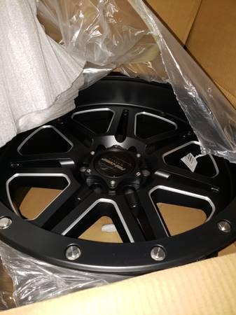 Photo New Wheels 6x139 20x10 -18 6 lug 2019 2020 CHEVY RAM 1500 rims ,wheels - $700 (Rhinelander)