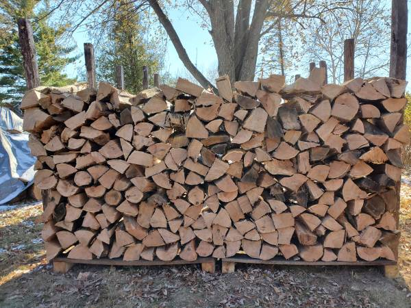 Photo Premium Oak Firewood - $85 (Jim Falls)