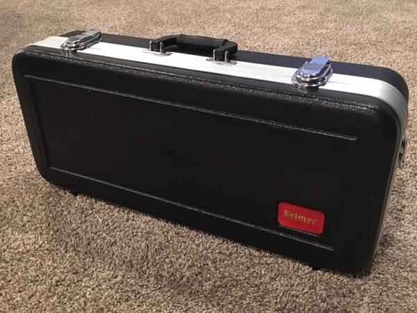 Photo Selmer Alto Saxophone AS400 - $750 (Hobart)