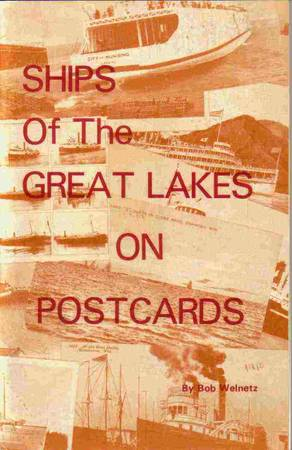 Photo Ships of the Great Lakes on Postcards - $30 (Iosco County, MI)