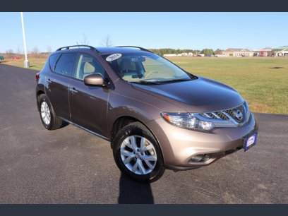 Photo Used 2014 Nissan Murano SV for sale