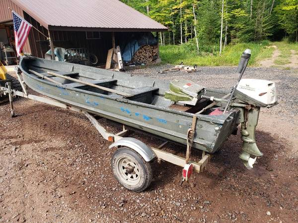 Photo Used boat for sale - $800 (Herbster Wi)