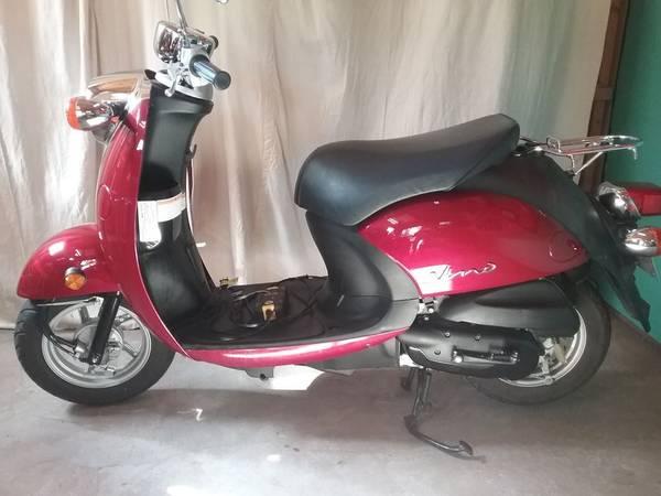 Photo Yamaha Vino 2008 50cc - $1,450 (Duluth)