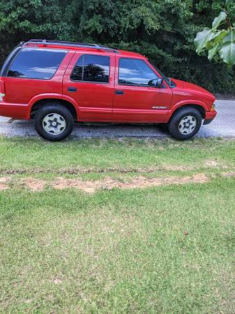 Photo 03 Chevy Blazer 4x4 - $4,500 (Big Creek)