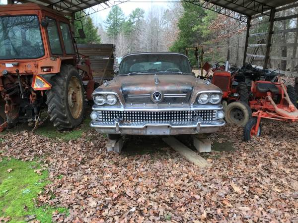 Photo 1958 Buick - $3500 (New Albany Ms)