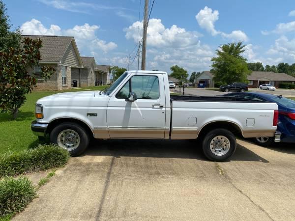 Photo 1996 Ford F150 - $9,000 (Guntown)