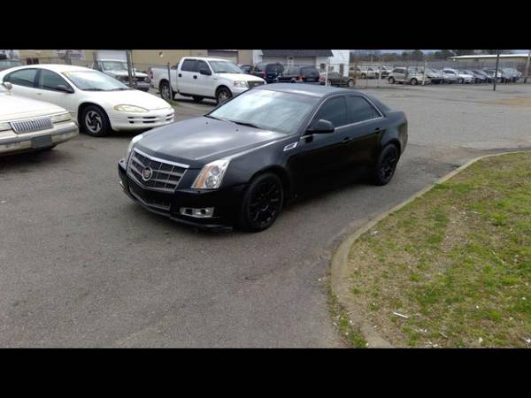 Photo 2008 Cadillac CTS 3.6L SFI with Navigation - $5995 (8420 Hwy 51 Southaven, MS 38671)