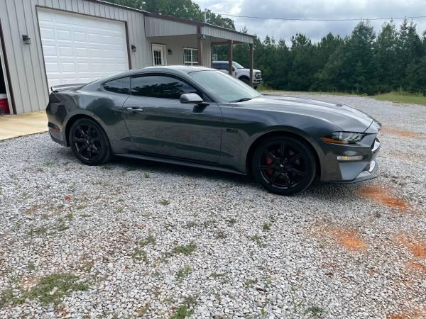 Photo 2018 Mustang GT 5.0L 6-Speed - $24,500 (Walnut,MS)