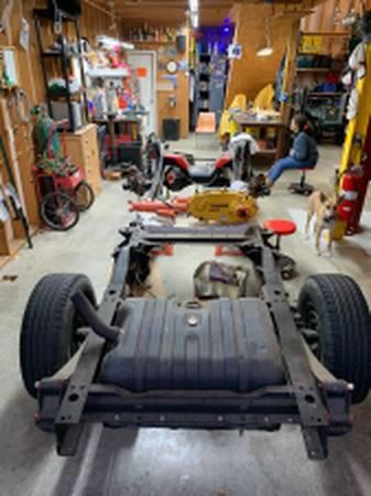 Photo 84 Bronco Project Parts - $3,000