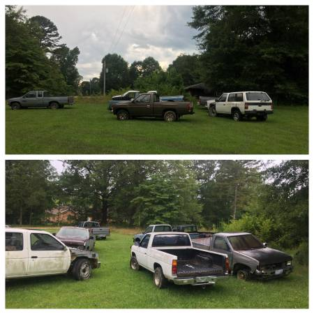 Photo 87-97 Nissan hardbody pathfinder parts (Rienzi Mississippi)