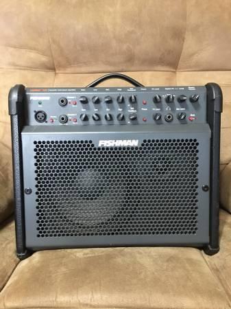 Photo Fishman Loudbox 100 - $400 (Near TupeloFulton)