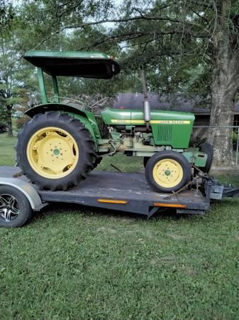 Photo John Deere 950 tractor - $7,000 (Starkville)
