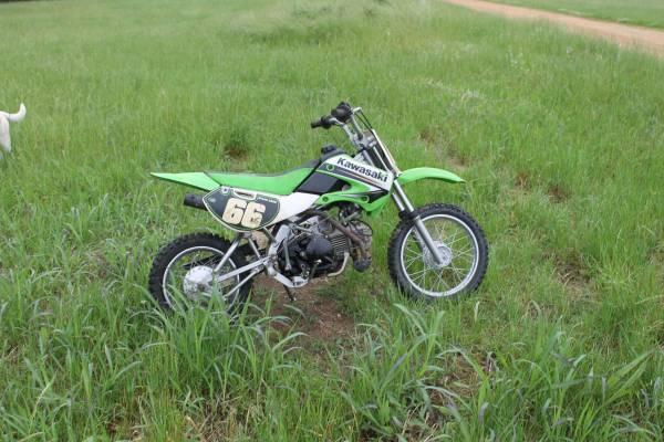 Photo Kawasaki KLX 110 Dirt Bike - $1,300 (Columbus)