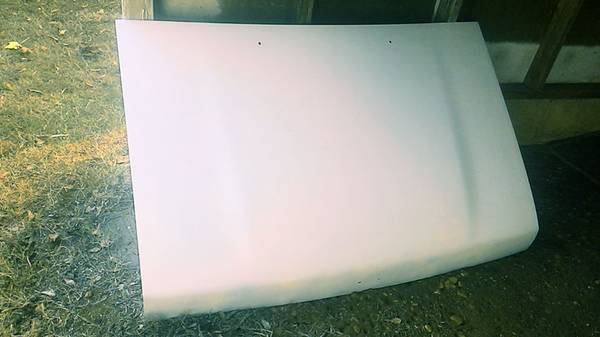 Photo Nissan Hardbody Hood - $80 (Corinth Ms)