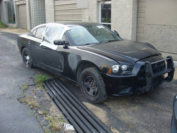 Photo PARTS ONLY - 2020 DODGE CHARGER PPV POLICE - MULTIPLE PARTS AVAILABE - $999 (CORINTH, MS)