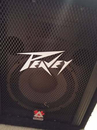 Photo Peavey 1516 unloaded cabinet - $50 (Southaven)