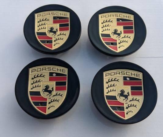 Photo Porsche Cap Wheel Rim Hub Center Caps 76mm 3 inch Brand new - $50 (huntington beach)