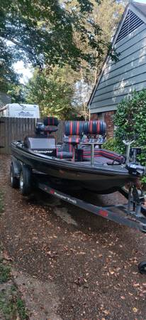 Photo Ranger Bass Boat - $7,750 (Bartlett, TN)