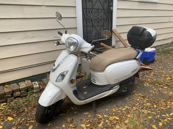 Photo SYM Fiddle III Scooter - $1,250 (Memphis)