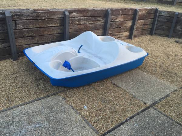 Sun Dolphin 5 paddle boat - $150 (Tupelo, Mississippi ...