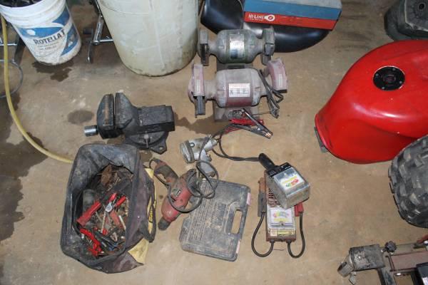 Photo Tools Power Drill Hand Tools Battery Tester Air Impact - $40 (Columbus)