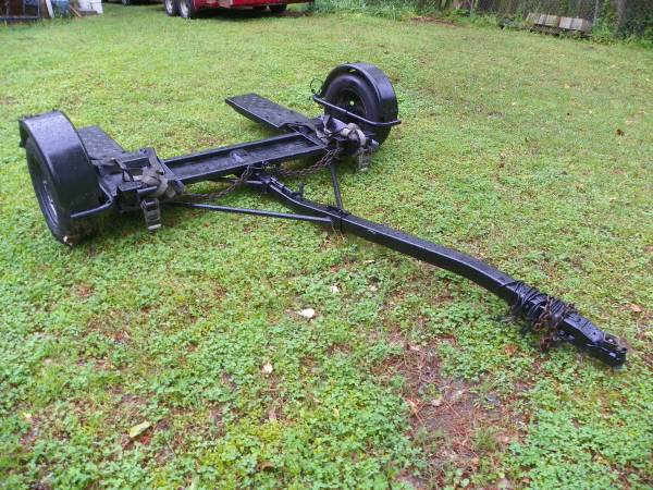 Photo Tow Dolly - $500 (Batesville, MS)
