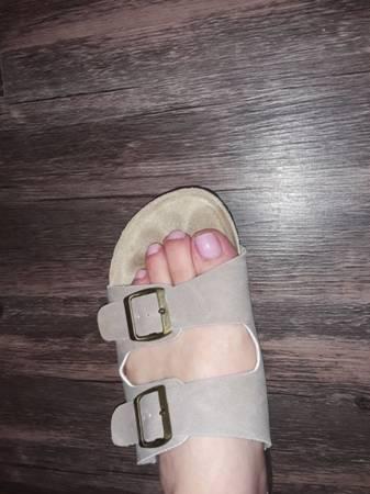 Photo Well worn sandles - $35 (Indianola)