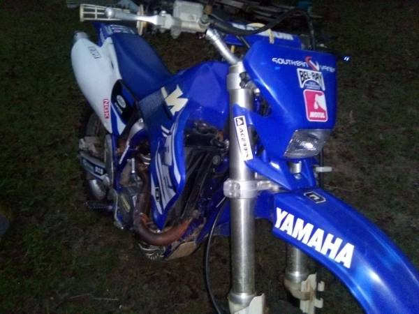 Photo Yamaha 400 - $3,500 (Pineapple al)